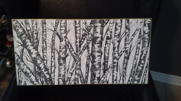 sold birch trees