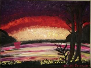 love, sunrise, sunset