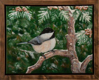 Marston-Fluffy Chickadee