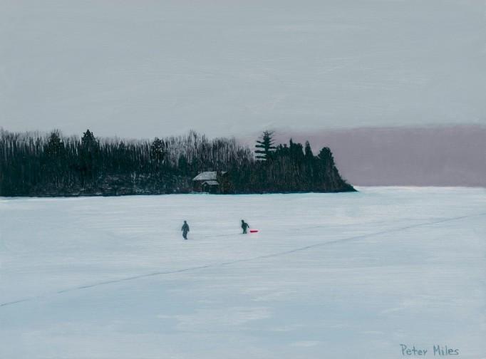 WinterOnHayLake